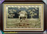 Tranh đồng, Khuê Văn Các -A045