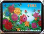 Tranh 3D- khai hoa phú quý-3D01