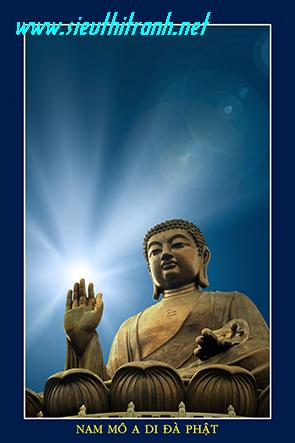 Phật Adida 165