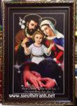 Tranh gia đình thánh gia -C07 (in dầu ép foam )