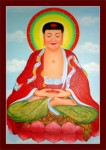 Phật ADIDA 059 (ép laminater đổ bóng)