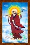 Tranh Phật Lạt Ma Sư Tổ 208