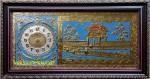 Đồng hồ -tranh đồng-khuê văn các-a137