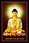 Phật ADIDA 913 ( ép foam cán bóng )