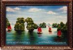 Tranh sơn mài, Ha Long Bay – SM251