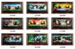 9 sản phẩm tranh lịch mã đáo thành công- MS101