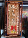 Đốc lịch gỗ ghép, Phúc Lộc Thọ -TG178