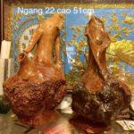 Cặp bình gỗ Nu trâm -TG241